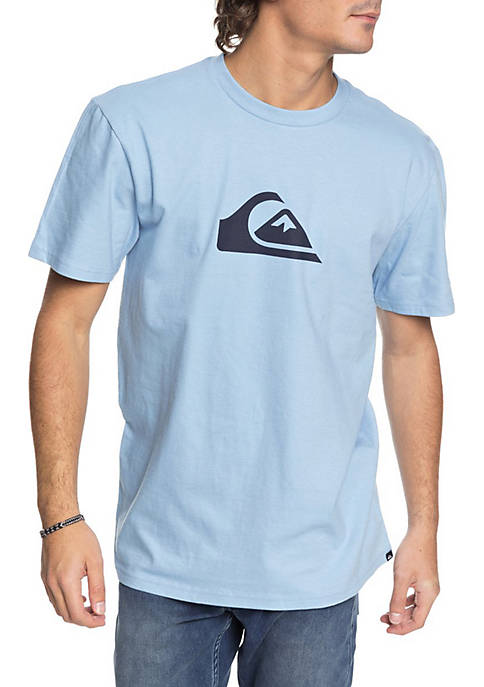 Quiksilver™ Short Sleeve Comp Logo Graphic Tee