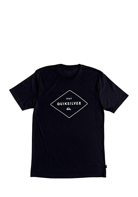 Quiksilver™ Short Sleeve Fluid Flow MGZ Graphic Tee