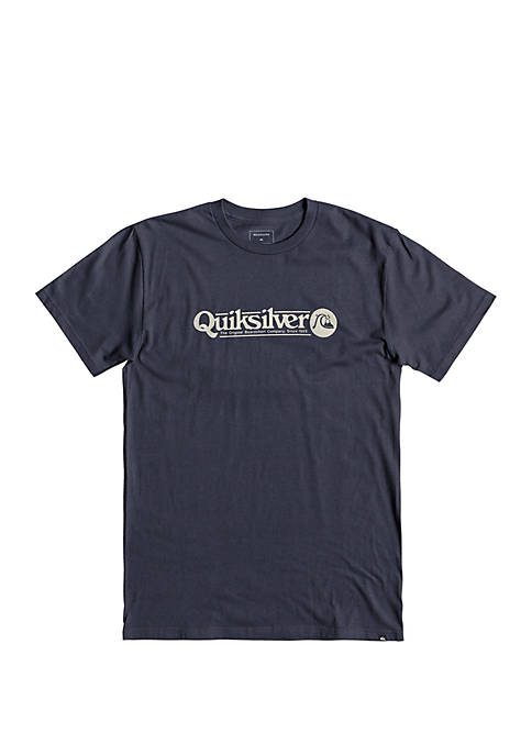 Quiksilver™ Short Sleeve Art T-Shirt