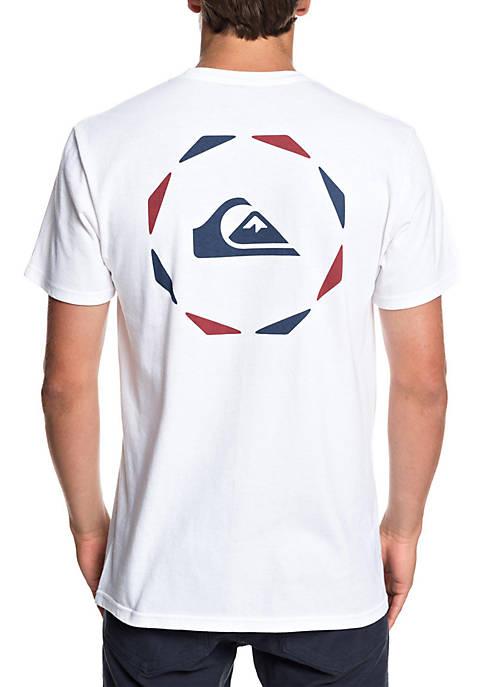 Quiksilver™ Clean Sweep Short Sleeve T-Shirt