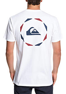 Quiksilver™ Clean Sweep Short Sleeve T-Shirt