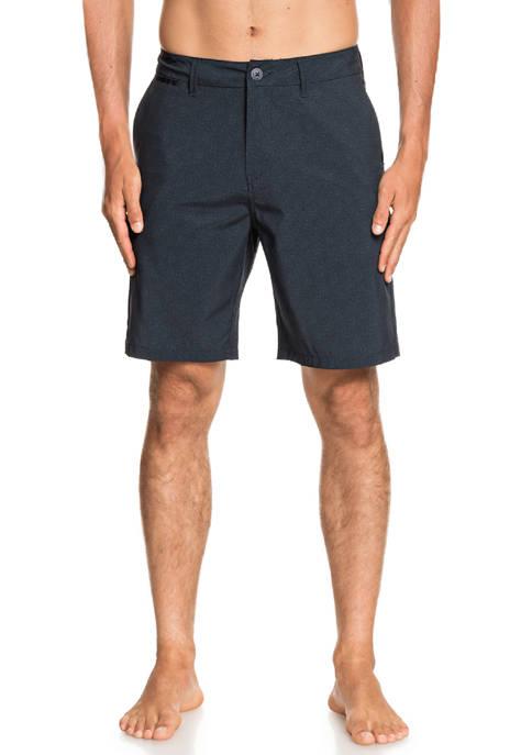 Quiksilver™ Union Heather Amphibian Shorts
