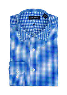 French Mini Gingham Shirt