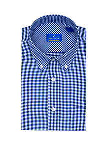 Nautica Performance Stretch Button Down Shirt
