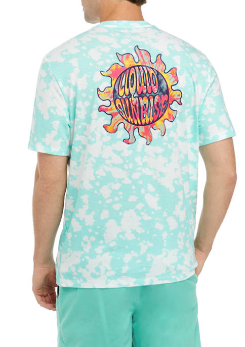 Cabana by Crown & Ivy™ Graphic Tie Dye