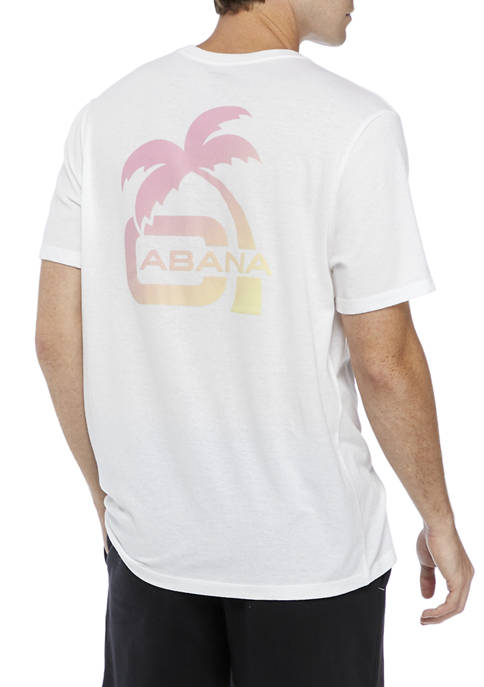 Cabana by Crown & Ivy™ Short Sleeve Graphic