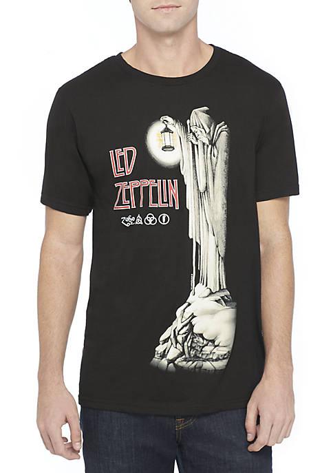 ARACA GROUP Led Zeppelin Stairway Tee