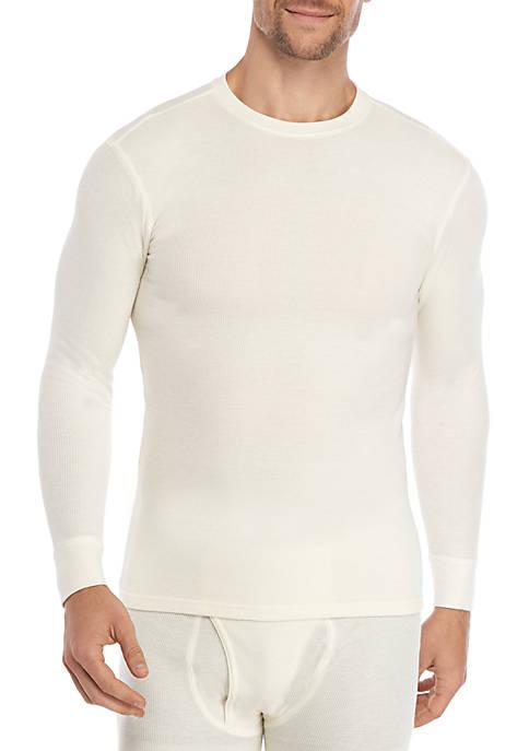 Thermal Crew Neck Shirt