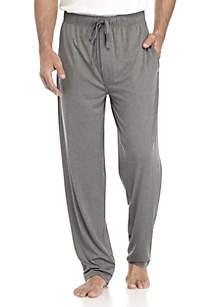 Suede Knit Sleep Pants