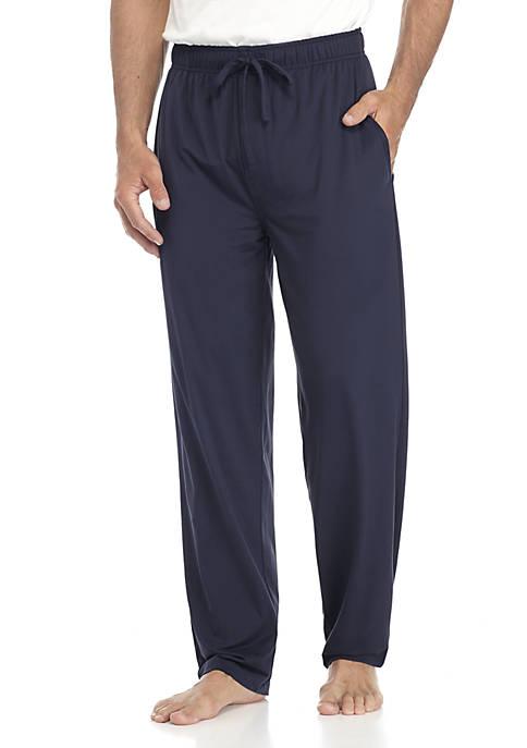 ZELOS Suede Knit Sleep Pants 24e6d630f