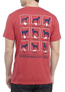 Red Dog Tee