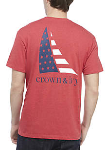 Red Flag Tee