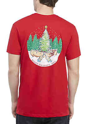 Crown Ivy Fire Woods Tee