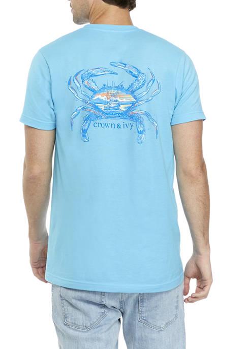 Crab Coast Graphic T-Shirt