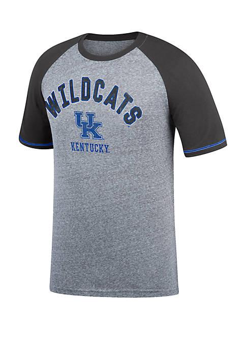 Kentucky Wildcats Home Field All American Baseball Tee