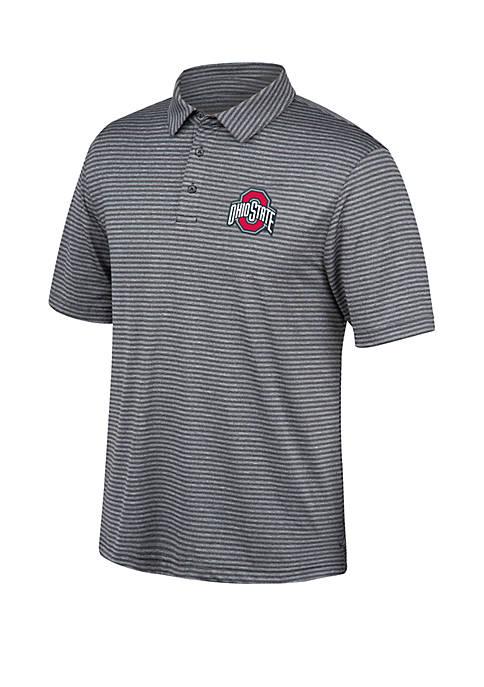 Ohio State Buckeyes Bunker Polo T Shirt
