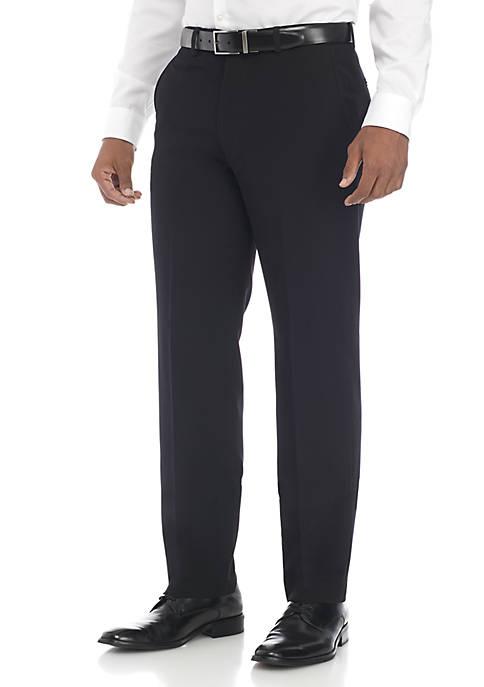 Nautica Flat Front Stretch Pants