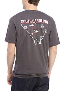Ocean & Coast® South Carolina Screeprint Tee
