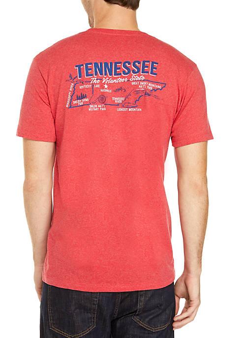 Ocean & Coast® Tennessee Screen Print Tee