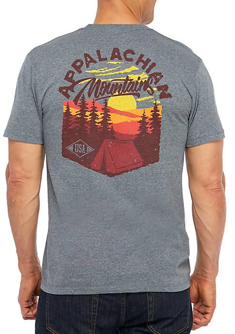 Ocean & Coast® Appalachia Mountains Short Sleeve Shirt