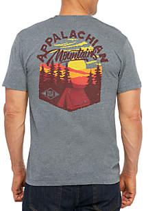 Appalachia Mountains Short Sleeve Shirt