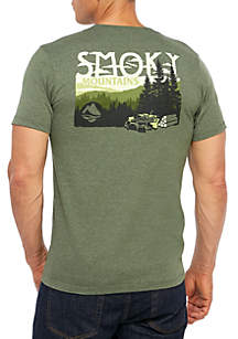 Smoky Mountains Short Sleeve Shirt