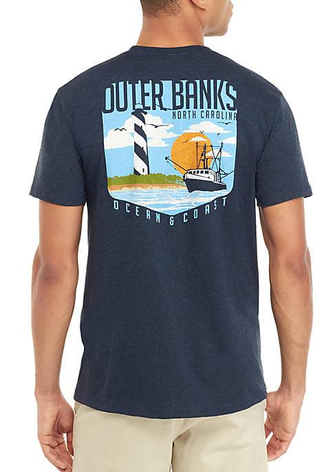 Ocean & Coast® Carolina Coast Graphic T Shirt