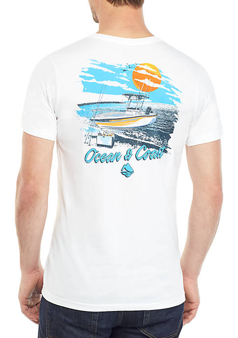 Shoreline Fisher T Shirt