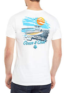 Ocean & Coast® Shoreline Fisher T Shirt