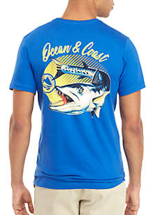 Ocean & Coast® Short Sleeve Barracuda T Shirt
