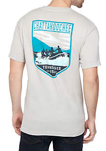 Ocean & Coast® River Rafters Pocket T Shirt