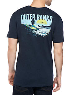 Ocean & Coast® Surf the Banks Graphic T Shirt