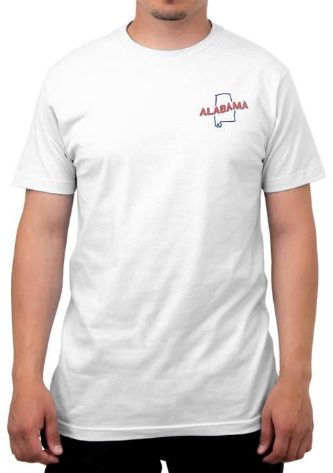 Ocean & Coast® Alabama State T-Shirt