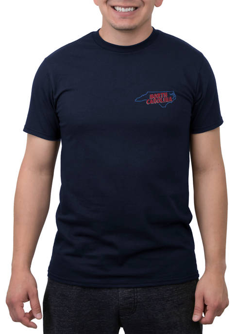 North Carolina State Short Sleeve T-Shirt