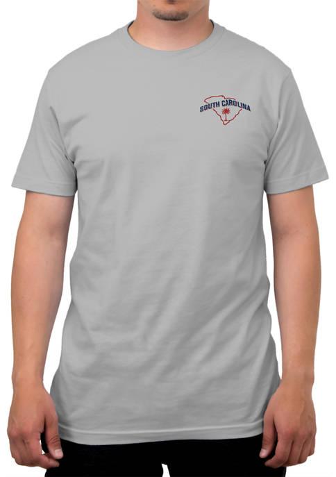 South Carolina State Short Sleeve T-Shirt