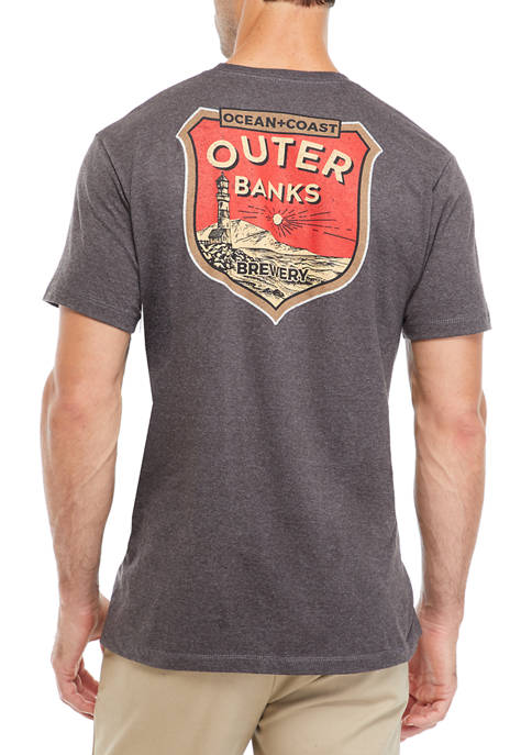 Ocean & Coast® Short Sleeve Outer Banks Cotton