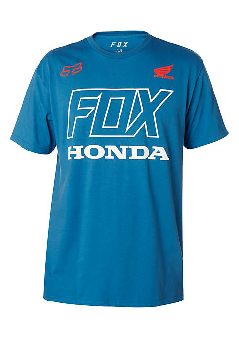 FOX RACING Short Sleeve Honda Tee