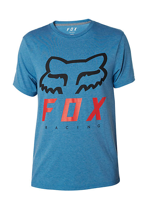 FOX RACING Short Sleeve Heritage Forger Tech Tee