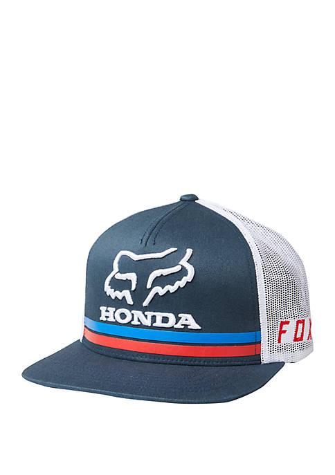 FOX RACING Honda Snapback Baseball Cap