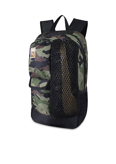 PUMA Mainline Mission Mesh Backpack