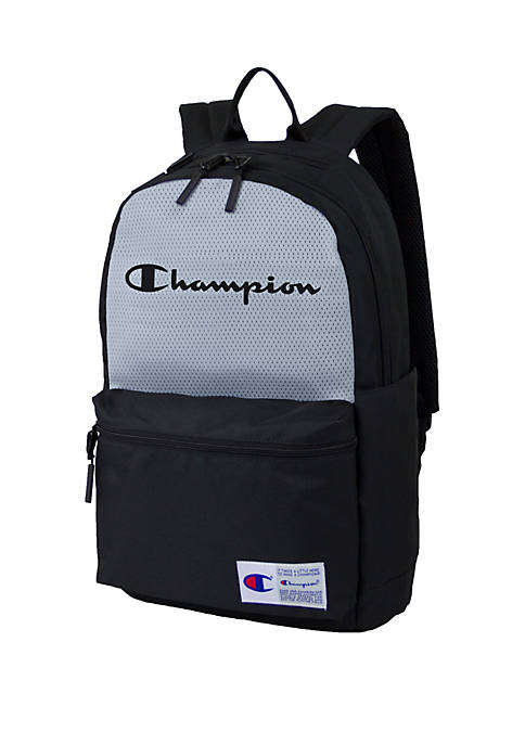 Champion® Mesh Block Backpack