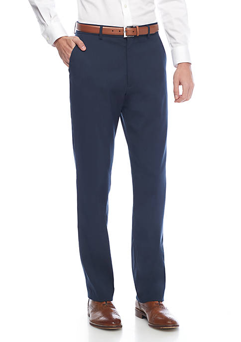 Greg Norman Stretch Flat Front Pants