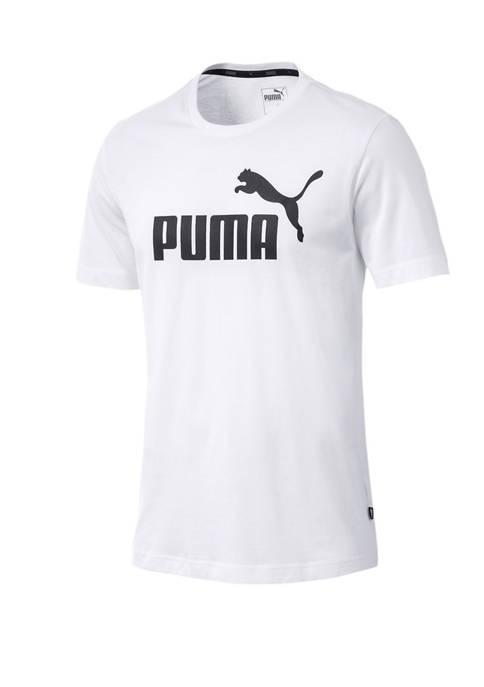 PUMA Mens Logo Graphic T-Shirt