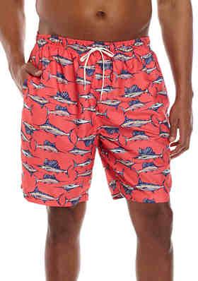 Yeates Flower Mens Swim Trunks Quick Dry Cute Astronaut Pattern Printed Summer Beach Shorts Board Beach Short