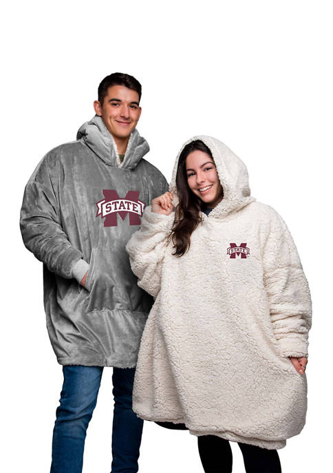 Team Beans NCAA Missouri State Bears Oversized Sherpa