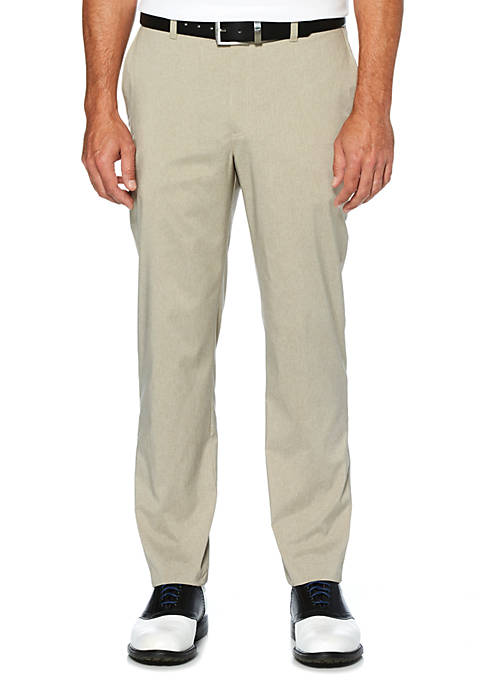 JACK NICKLAUS Heather Golf Pants with Active Waistband