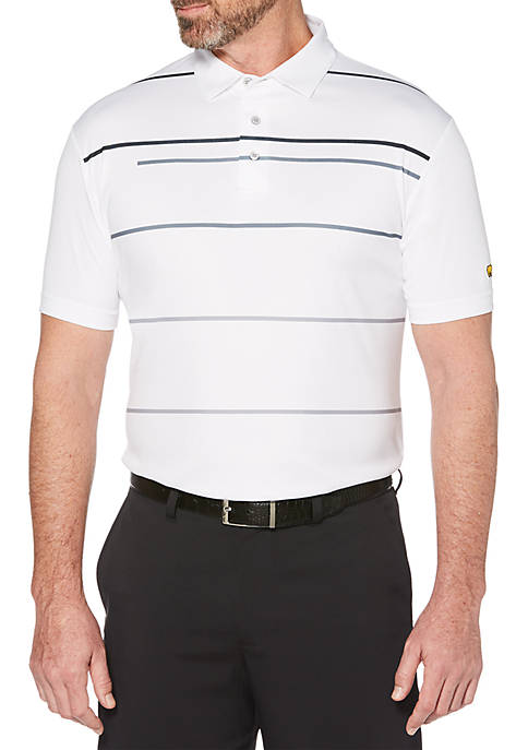JACK NICKLAUS Large Energy Stripe Short Sleeve Golf