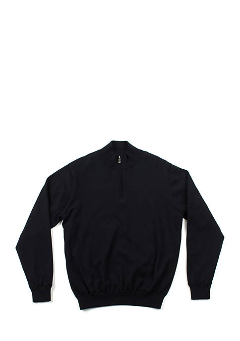 Boswell Long Sleeve Lined Wind Sweater