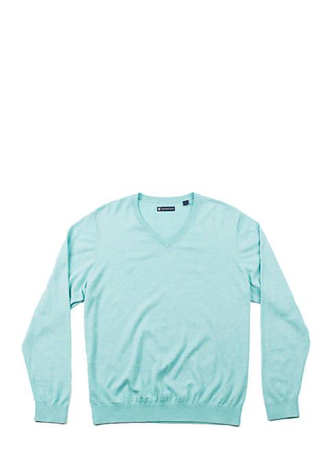 Sunningdale Long Sleeve V-Neck Sweater