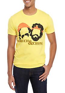 Philcos Cheech and Chong Short Sleeve Shirt